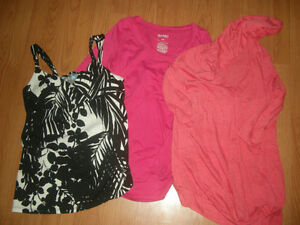 Old Navy maternity tops