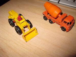 Lesney metal toy truck Matchbox Peterborough Peterborough Area image 1