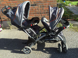 Double stroller - Sit n' Stand $100 OBO