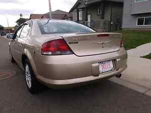 2004 Chrysler sebring 129,000kms