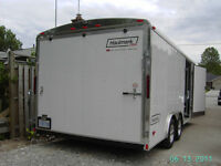 WTB Toy Hauler Forest River Work and Play 22 - 26 LK Model