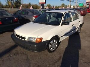 Toyota Tercel 4dr Sdn CE 1997
