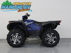 2016 Yamaha Grizzly EPS