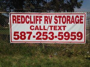 Redcliff R V Storage