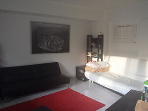 Beautiful STUDIO next to McGill Gym - LEASE TRANSFER from JUNE