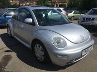 Volkswagen Beetle 1.9TDI 2003 -03