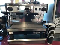 Magister 2 Group Barista coffee machine