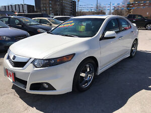 2009 Acura TSX PREMIUM SPORT SEDAN...LOW KMS...NAVI...MINT