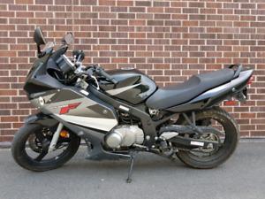 2009 Suzuki GSF500E