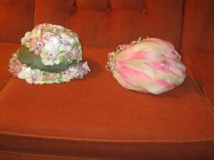 Easter Bonnets -Two Units  1950's