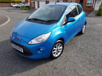 2010 fotd ka style 1.2 low miles cheap insurance