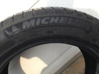 Hiver 205/55/16 Michelin Primacy Alpine RunFlat