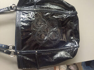 Authentic Coach Purse gently used 110 obo