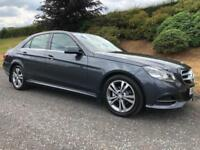 2013 Mercedes-Benz E220 2.1CDI SE 170 BHP FACE LIFT MODEL