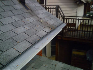 Eaves Trough and Gutter guard service Kitchener / Waterloo Kitchener Area image 2