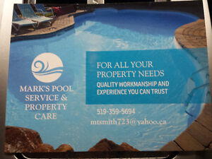 Swimming Pool and Hottub service