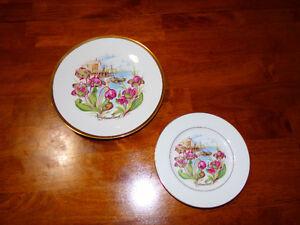2 Newfoundland Plates