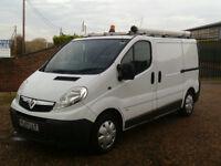 Vauxhall Vivaro 2.0CDTI 6 SPEED ( Euro IV ) 2900 SWB