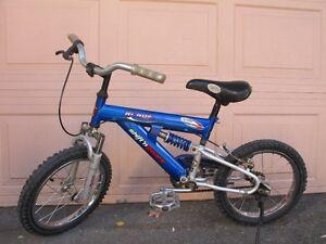Vélo enfant 16 pouces