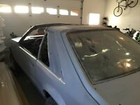1988 Mustang GT cobra T roof project