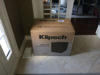 Brand New In Box-Klipsch Subwoofer SW-112