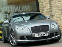 2012 Bentley Continental GT SPEED Auto Coupe Petrol Automatic