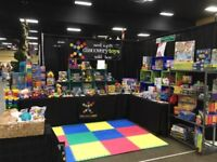 Hants County Exhibition, Windsor, NS and Discovery Toys