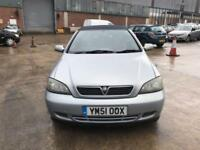 Vauxhall Astra 1.8i 16v CONVERTIBLE - 2001 51-REG - 10 MONTHS MOT