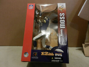 "NFL 12"" Randy Moss Figure"