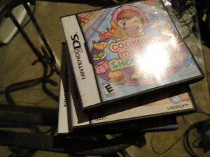 3 Nintendo DS Games Combo Only $5 For All !!