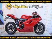 2008 08 DUCATI 1098 1098CC 0% DEPOSIT FINANCE AVAILABLE