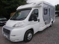 Swift Bolero 630 EW 2 Berth Motorhome End Washroom Separate Shower