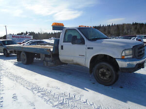 Ford F-450 TOWING 2004