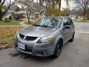 2003 Pontiac Vibe 1.8 FWD 1zzfe - AS IS $1350 FIRM.