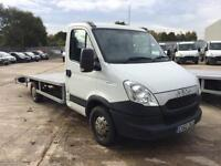 2012 62 REG IVECO DAILY 2.3TD 35S11 MWB SEMI AUTOMATIC RECOVERY TRUCK NO VAT