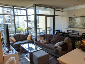 1 BR Furnished Modern Rental Downtown - 6 month lease