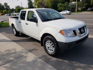2017 Nissan Frontier 4WD Crew Cab LWB Auto