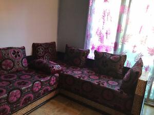 Telamette de salon marocain