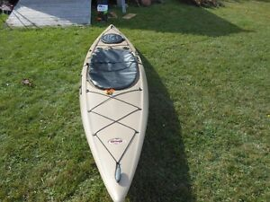 Old Town Kayak and Malone Seawing Carrier