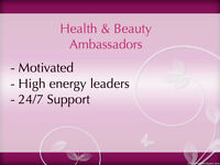 Health & Beauty Ambassadors Wanted