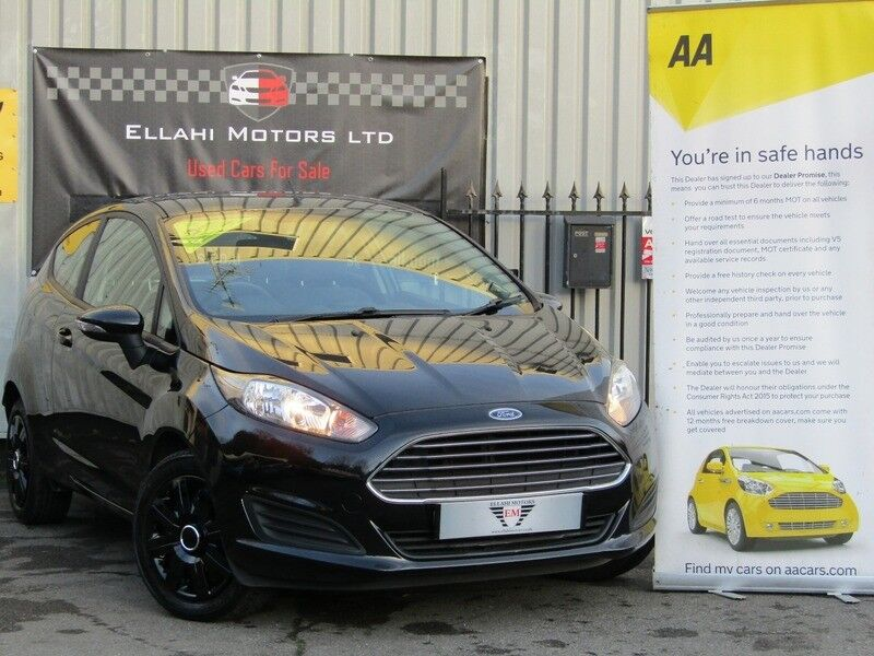Ford Fiesta 1.25 STYLE 60PS (black) 2013
