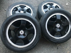 4 mags rims roues 15po 4x100