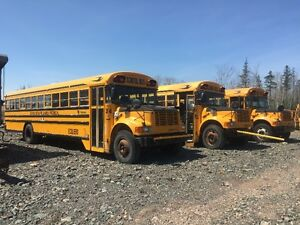 School Buses *Internationals* For Sale
