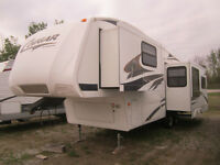 2006 Keystone Cougar 291EFS 5TH Wheel **DOUBLE SLIDE OUTS**