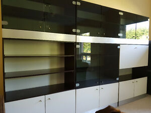 Wall Unit for Sale - $100 OBO Peterborough Peterborough Area image 1