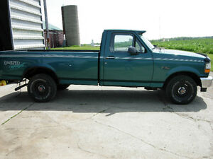 PARTING OUT 1996 F150 6 cylinder 5 speed manual 2 wheel drive