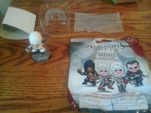 Assassin's Creed Mini Collectible Figure - Altair Ibn-La'Ahad Belleville Belleville Area image 2