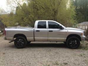 1500 Dodge Ram For Sale-Low Km's and runs great!!