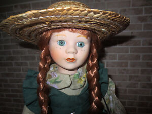 Anne of the Green Gable Doll