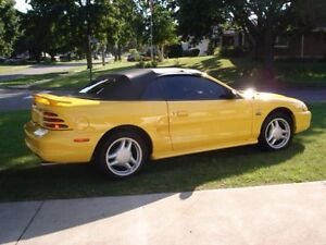 95 Ford mustang gt convertible